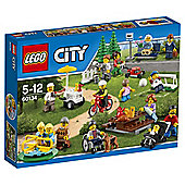 LEGO City Fun in the park - City People Pack 60134