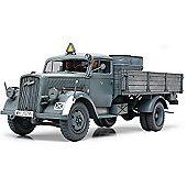 German Cargo Truck 4x2 - 1:35 Scale Military - Tamiya