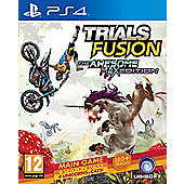 Trials Fusion Awesome Max Edition PS4