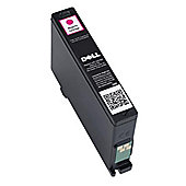 Dell Extra High Capacity Magenta Ink Cartridge for V525w/V725w Wireless All-in-One Printers