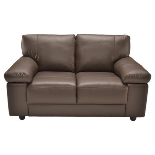 Roma Small Sofa Chocolate