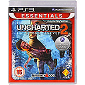 Essentials Uncharted 2 (PS3 )