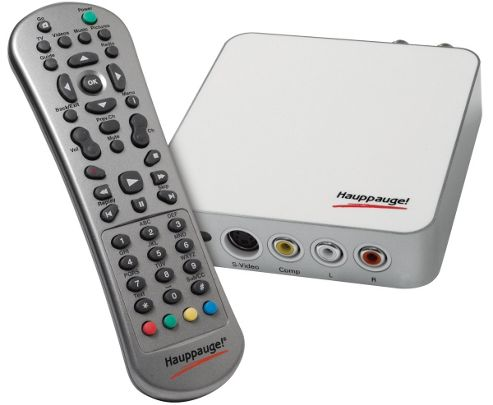 Hauppauge WinTV-HVR-1900 USB Hybrid TV
