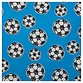 Tesco Football Wrapping Paper, 2m