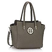 Nica Ava Top-Handle Bag Tan