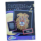 Sequin Craft - Lion