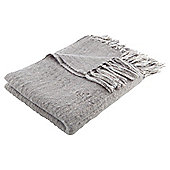 Faded Knit Throw