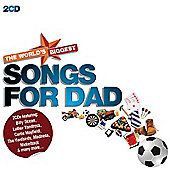 Worlds Biggest Songs For Dad (2Cd)