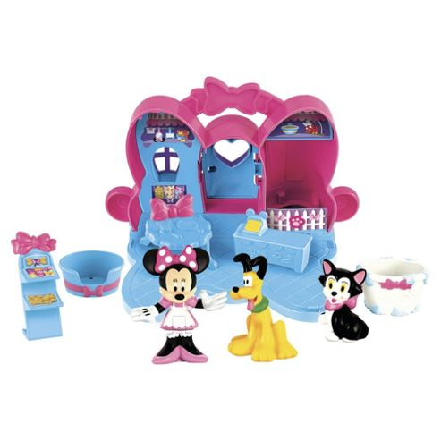 Minnie Mouse Pet Bowtique
