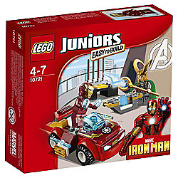LEGO Juniors Iron Man Vs. Loki 10721