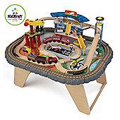 Transportation Station Train Set & Table