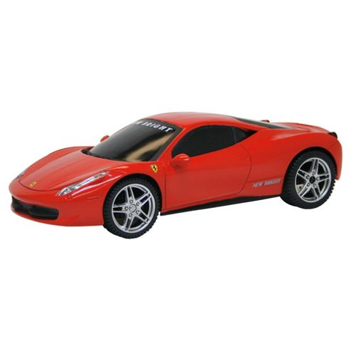 New Bright 1:16 Scale Ferrari F458