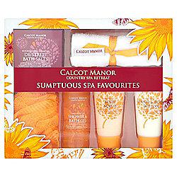 Calcot Manor Sumptious Spa Favourites