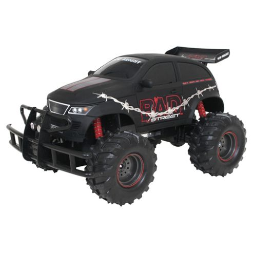New Bright 1:10 R/C Bad Street Suv- Colours and styles may vary