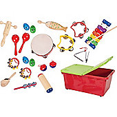 Pre-School 16 Player Percussion Set