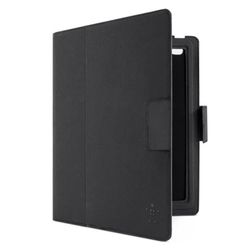 Belkin YourType Folio Plus Keyboard for the new iPad and iPad 2 (Black)