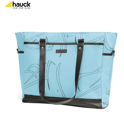 Hauck Sammy Changing Bag, Blue