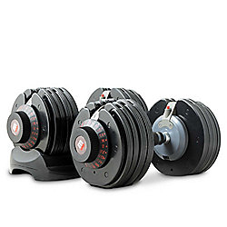 Bodymax 2 x 32.5kg Selectabell Dumbbells