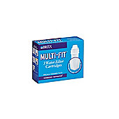 Brita Multifit Water Filter Cartridge 3 Pack