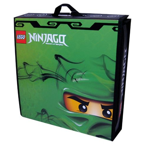 LEGO Ninjago Battle Case Green