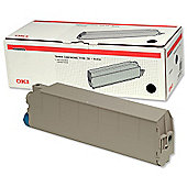 OKI Type C5 Toner Cartridge for C9300/9500 Printers (Black)