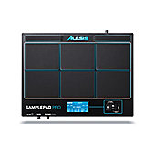 Alesis SamplePad Pro 8 Pad Percussion And Sample Triggering Instrument