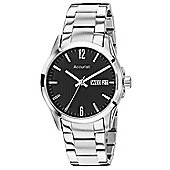 Accurist Gents White Watch MB987B