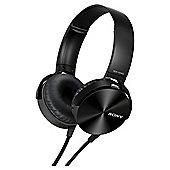 SONY MDRXB450APB.CE7 OVERHEAD HEADPHONES BLACK