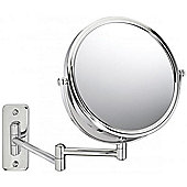 Sanwood Bea Wall Mirror - Chrome