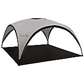 Event Shelter Groundsheet Black - 12 x 12