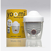 Yoomi The Clever Warmer, Warmer + Pod, Perfect Temperature In 60 Seconds