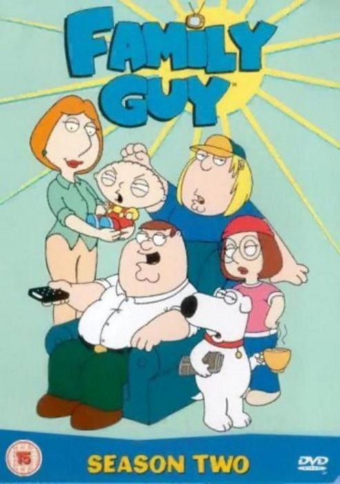 Family Guy - Series 2 - Complete (DVD Boxset)