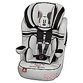 Disney Mickey Imax SP Car Seat, Group 1-2-3, Grey