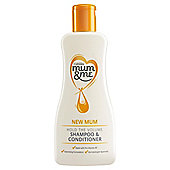 Mum & Me New Mum Hold The Volume Shampoo & Conditioner 300ml