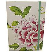 Sanderson Porcelain A5 Elastic Notebook