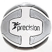 Precision Santos Training Ball White/Silver/Black Size 5