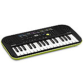 Casio SA-46 Mini Keys Keyboard - Lime Green