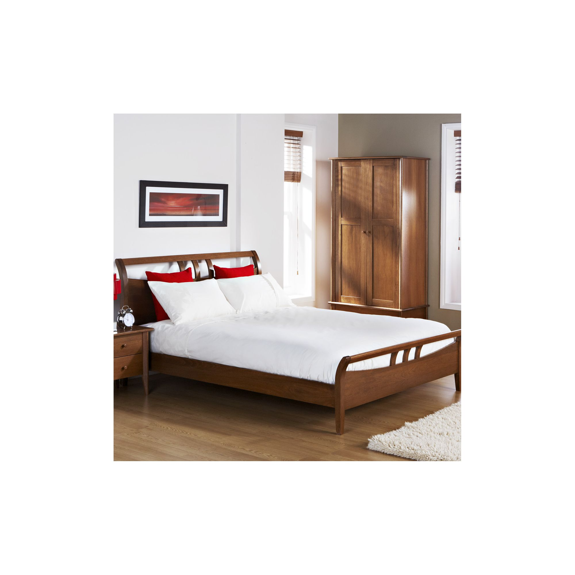 Elements Celia Double Bed at Tesco Direct