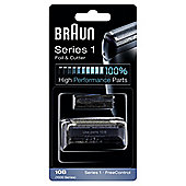 Braun 10B Multi Black BLS Combi Pack