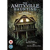The Amityville Haunting DVD