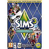 Sims 3 Hidden Springs (code-in-a-box) (uk) /pc - PC