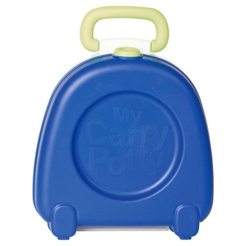 My Carry Potty Blue