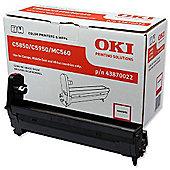 OKI C5850 Magenta Image Drum (Yield 20000 Pages)