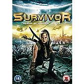 Survivor DVD