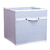 Dotty Toy Box - Blue