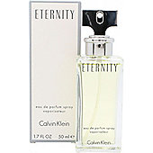 Calvin Klein Eternity Eau de Parfum (EDP) 50ml Spray For Women