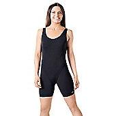 Maru Aquarius Pacer Leg Swimsuit - Black