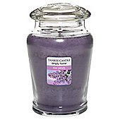 Yankee Candle Jar Lilac Petal, Medium