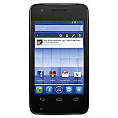 T-Mobile Alcatel One Touch S'Pop Black