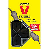 Victor Pest Control M944 Tri-Kill Mouse Trap